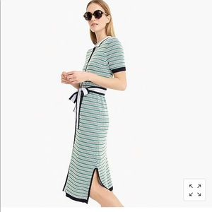 NWT Brand new Belted Sweater Dress, US Size XL